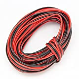 Extension Cable Wire Cord 66ft 20m 20awg for Led Strips Single Colour 3528 5050