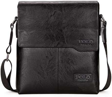 VICUNA POLO Business Man Bag Messenger Bag Shoulder Bag for Men Crossbody Bags