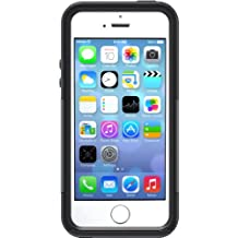 OtterBox COMMUTER SERIES Case for iPhone 5/5s/SE - Retail Packaging - BLACK