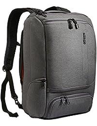 Professional Slim Laptop Backpack (Heathered Graphite)