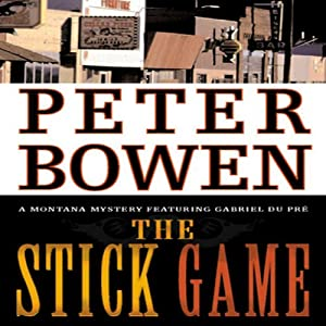 The Stick Game Audiobook