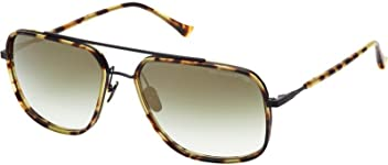a6d32a52da9 Dita Avocet-Two Sunglasses Matte Tokyo Tortoise-Black Carbon w G-15