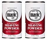 Magic Shaving Powder Red 5 Ounce Extra-Strength