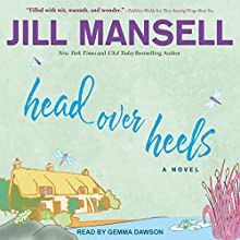 Head over Heels Audiobook by Jill Mansell Narrated by Gemma Dawson