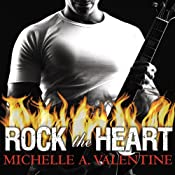 Rock the Heart: Black Falcon Series, Book 1 | Michelle A. Valentine