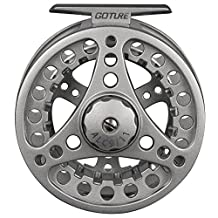 Goture Aluminum Frame Spool Fly Fishing Reel 5/6 7/8 9/11 Weight 2+1BB Ball Belling