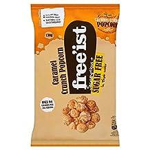 Free'ist Sugar Free Caramel Crunch Popcorn 130g