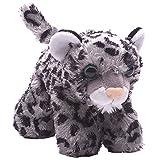 Wild Republic Hug Ems Snow Leopard Plush Toy