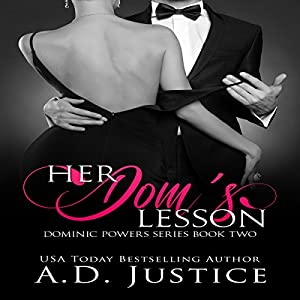 Her Dom's Lesson Audiobook
