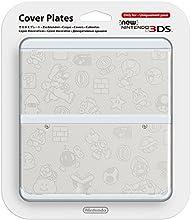 Nintendo - Cubierta Mario, Color Blanco (New Nintendo 3Ds)