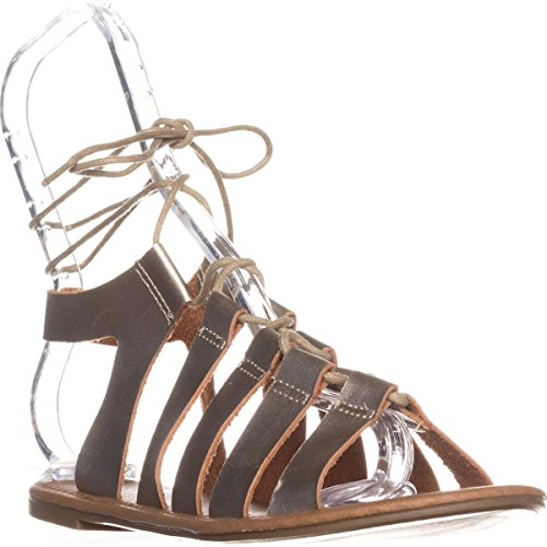 Wanted Open Shoes Womens Chillie Open Wanted Toe Casual Gladiator Sandals B06X3VFN4G Parent 582bed