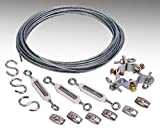 "Down Guy Wire Kit for up to 2-1/4"" Mast"
