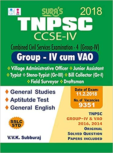 Tnpsc Group 4 Books Pdf In English