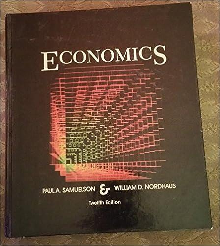 Samuelson Economics Book