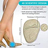 (12 Pieces) Metatarsal Pads for Women | Ball of