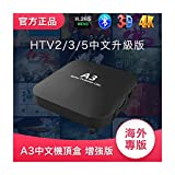 A3 機頂盒 HTV Box Upgrade Version 2020 Newest