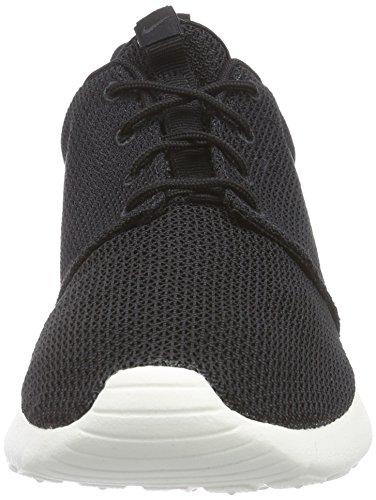 Nike Mens Rosherun Black/Anthracite/Sail Running Shoe 10.5 Men US