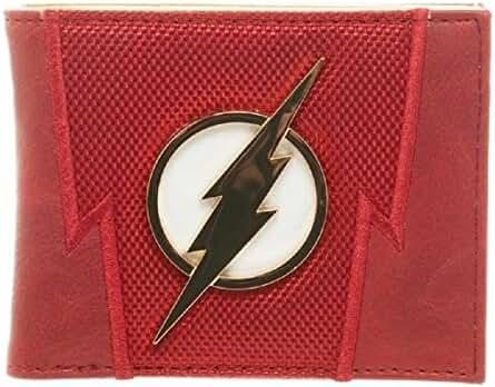 DC Comics The Flash Suit Up Bifold Boxed Wallet