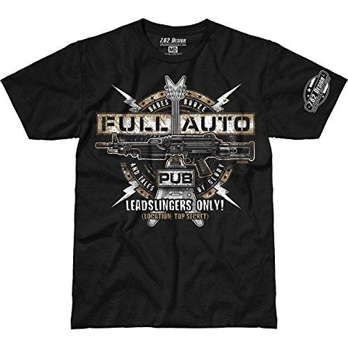 'Full-Auto Pub' 7.62 Design Premium Men's T-Shirt