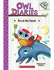 Eva at the Beach: Branches Book (Owl Diaries #14) (14)