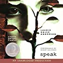 Speak Audiobook by Laurie Halse Anderson Narrated by Mandy Siegfried