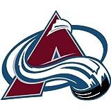 """Colorado Avalanche NHL Hockey Car Bumper Sticker Decal 5"""" x 5"""""""