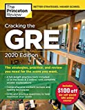Cracking the GRE with 4 Practice Tests, 2020