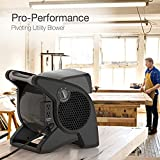 Lasko High Velocity Pro-Performance Pivoting