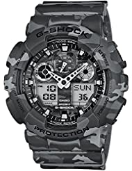 Casio G-Shock GA-100CM-8AER - Mens Watch