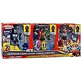 Power Rangers Super Megaforce Action Figure 3-Pack Ultimate Legendary Megazord [Dino Thunder, Super Megaforce & RPM]