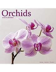 Orchids Calendar 2020