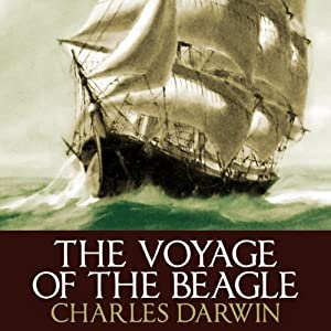 The Voyage of the Beagle Audiobook