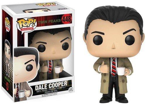 POP! Vinilo - Twin Peaks Agent Cooper