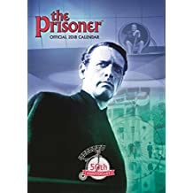 The Prisoner 50th Anniversary Official A3 Wall Calendar 420mm x 297mm