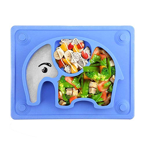 SILIVO Baby Suction Placemat