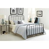 Leggett & Platt Fashion Bed Group Concorde Bed, Full, Black Speckle
