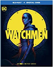 Watchmen: An HBO Limited Series (Blu-ray + Digital)