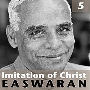 Imitaion of Christ Talk 5 Speech
