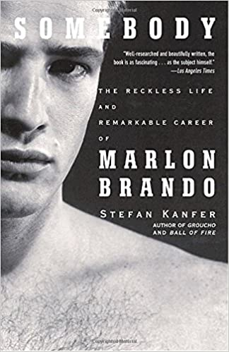 best marlon brando biography book