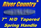 "River Country Heavy Duty 7"" Spring Handle for BBQ"