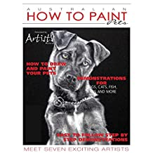 How to Paint : How to Draw and Paint your Pets