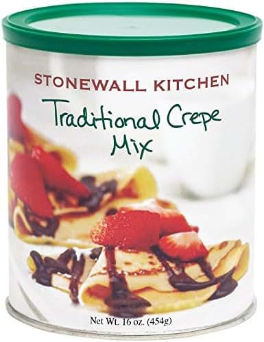 Baking Mixes: Stonewall Kitchen Traditional Crepe Mix