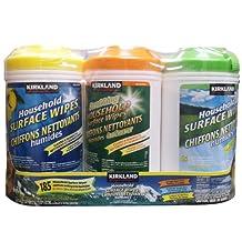 Kirkland Household Surface Wipes Pack