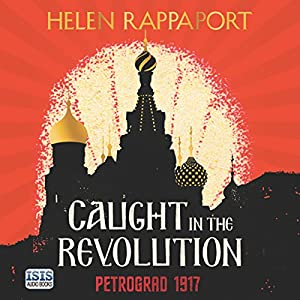 Caught in the Revolution Audiobook