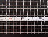 Stainless Steel Wire Mesh Screen 1 Roll - Metal