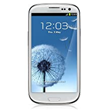 Samsung Galaxy S3 I747 16GB 4G LTE Unlocked GSM Android Smartphone - Marble White