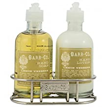 k. hall designs with Barr Co Lemon Verbena Soap & Lotion Duo