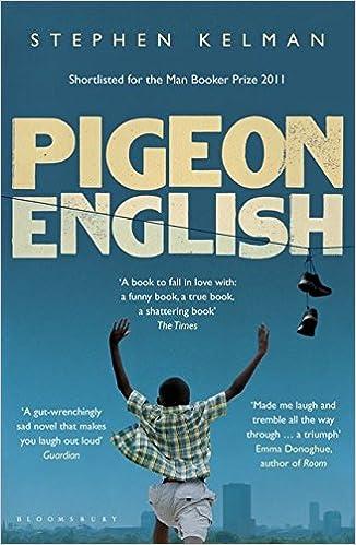 Pigeon English Stephen Kelman Pdf