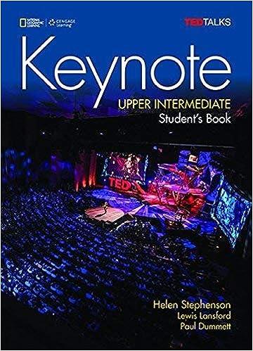 Keynote Upper Intermediate Student's Book with Audio CD