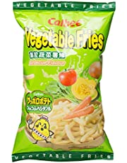 Calbee Vegetable Fries, Barbecue, 45g